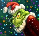 The Grinch by Aaron Blaise