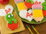 Bookworm Cookies