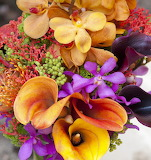 Tropical bouquet 1