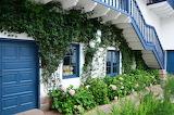Stairway cottage