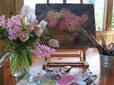 Bloemenboeket-voorjaar