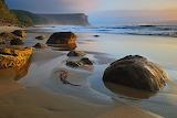 Garie beach sunrise