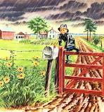 Rainy Day Mailman~