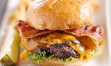 ^ Bacon Cheeseburger