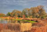 RHS Wisley Autumn Garden