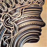 wood sculptura, Gabriel Schama