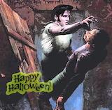 Elvis Halloween Monster