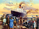The Queen Mary - Kevin Walsh