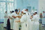 Рєпін І.Ю. Хірург Павлов в операційній залі