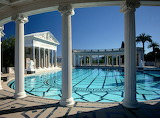 Hearst Castle Pool San Simeon California USA