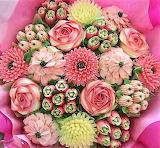 #Flower Cupcakes- Yum!