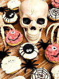 #Adorably Spooky Halloween Cupcakes