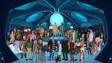 The Venture Bros. Family, Crew & Friends