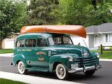 1952 Chevy Suburban