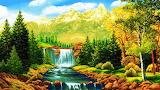Water Cascades