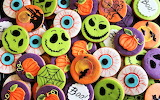 #Halloween Holiday Cookies