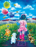 #Hopscotch by Tricia Reilly-Matthews