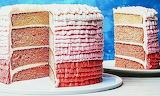 Sliced cake @ Epicurioux