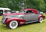 Cadillac convertible V16 1938