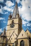 Reloj en la iglesia