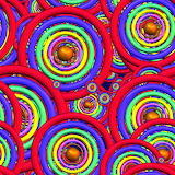 ☺♥ Colorful circles...