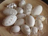 Eggshell Art by Franc Grom