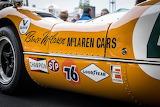 Race Car Auto Vehicle Bruce McLaren