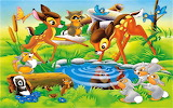 #Bambi and Friends