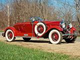 1928 Auburn 115S Boattail Speedster