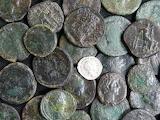 Romeinse munten