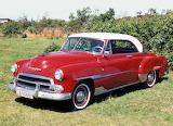 1951 Chevrolet Deluxe Styleline Bel Air