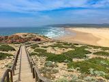 Strand Bordeira Algarve, Portugal