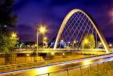 Manchester, Great Britain - bridge
