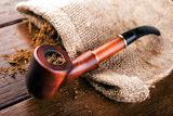 Pipa y tabaco