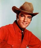 Elvis as a cowboy