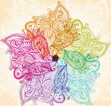 #Lacy Mandala