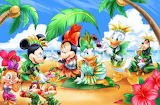 Disney Luau