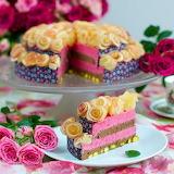☺ Pretty cake...