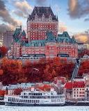 Quebec City - Chateau Frontenac