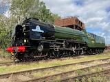Locomotive 60163 Tornado