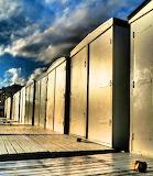 Cabanes de plage (Loul)