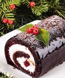 Christmas-cake
