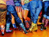 Butts and Boots, Jill Pankey