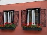 Fenstergitter, Austria