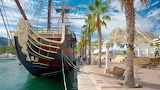 Alicante, Harbour, Spain