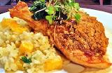 #Pecan Chicken Dinner