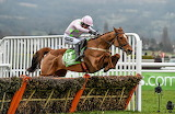 Annie Power and Ruby Walsh 2016 Champion Hurdle