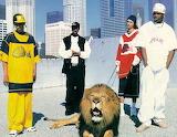 Bone Thugs-N-Harmony W/A Lion