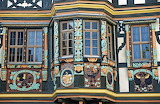 Intricate German Building Facade