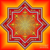 Hindu mandala-Frederick Holiday